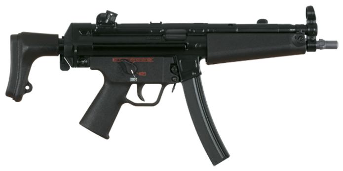 Heckler Amp Koch Product Overview Mp5