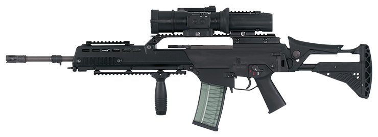 Heckler & Koch :: Accessories | G36
